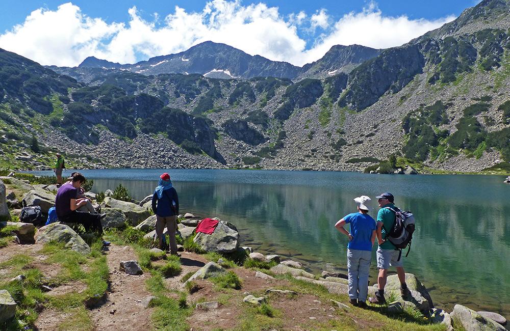pirin bergen trekking- und wandertouren, bulgarien
