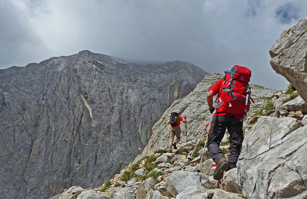 pirin gebirge trekkingtouren, bulgarien