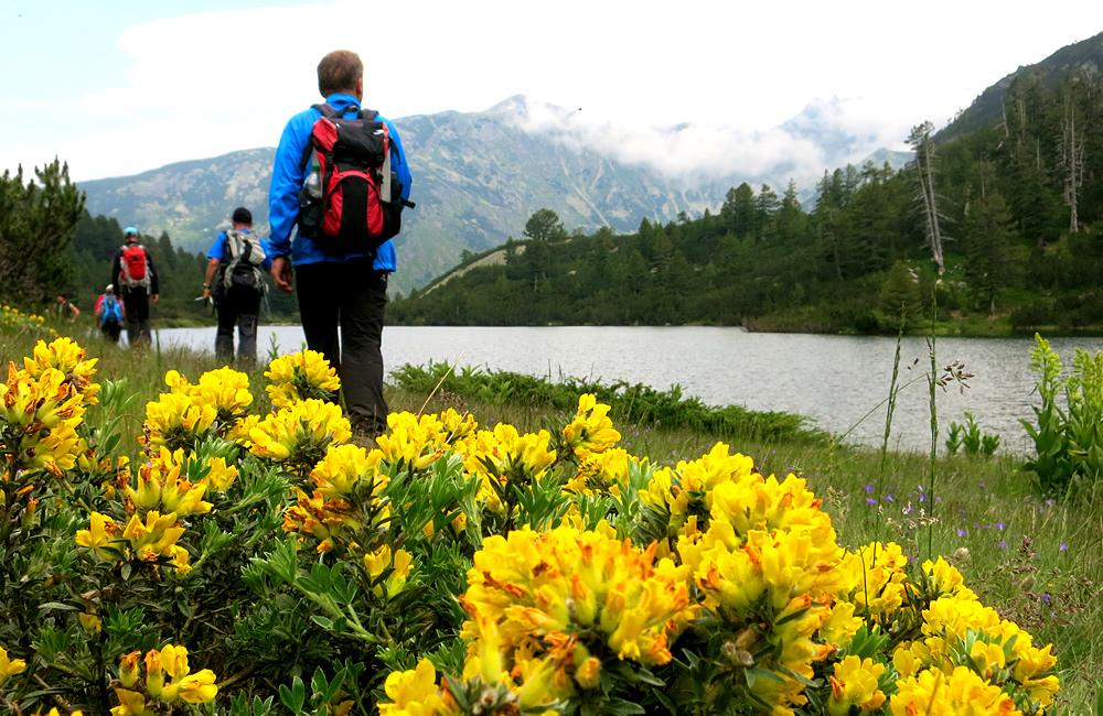 pirin mountains independent and escorted hiking tours, bulgaria