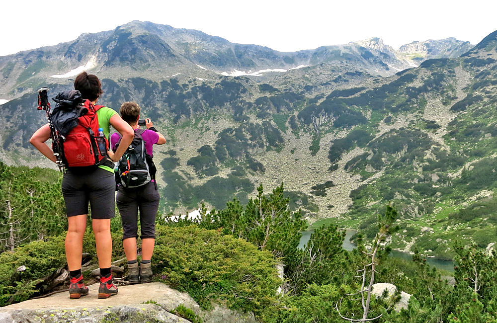 trekking and walking self-guided trips in bulgaria