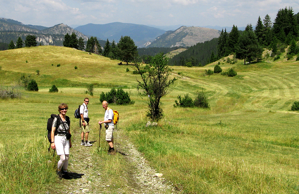 self-guided hiking tours in the rhodope mountains, bulgaria