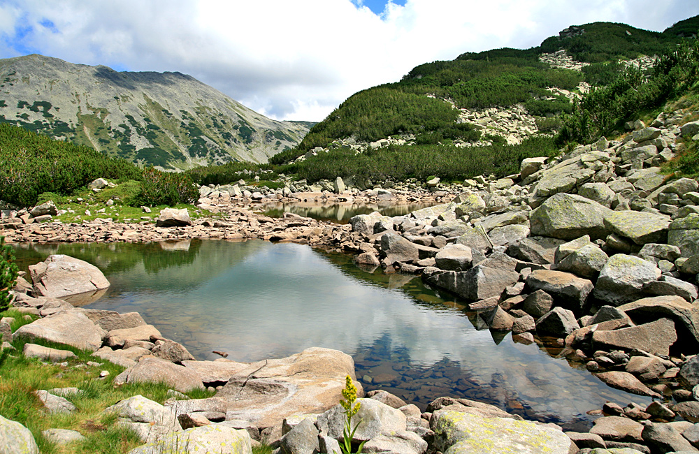 pirin mountains rambling and trekking tours, bulgaria