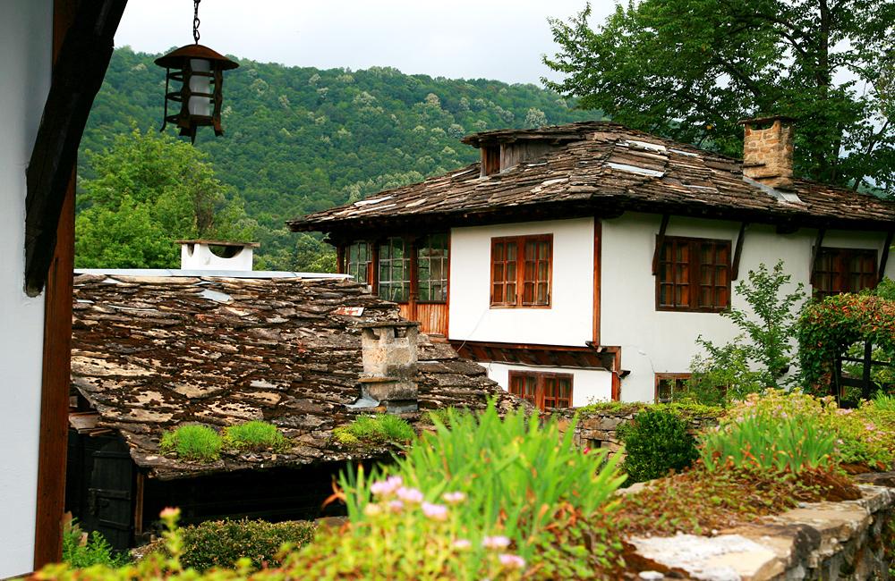 cultura e tour a piedi in bulgaria, bozhentsi