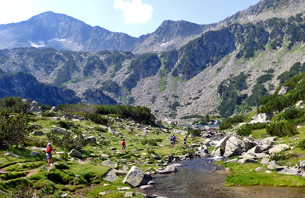 guided trekking and culture trips in bulgaria