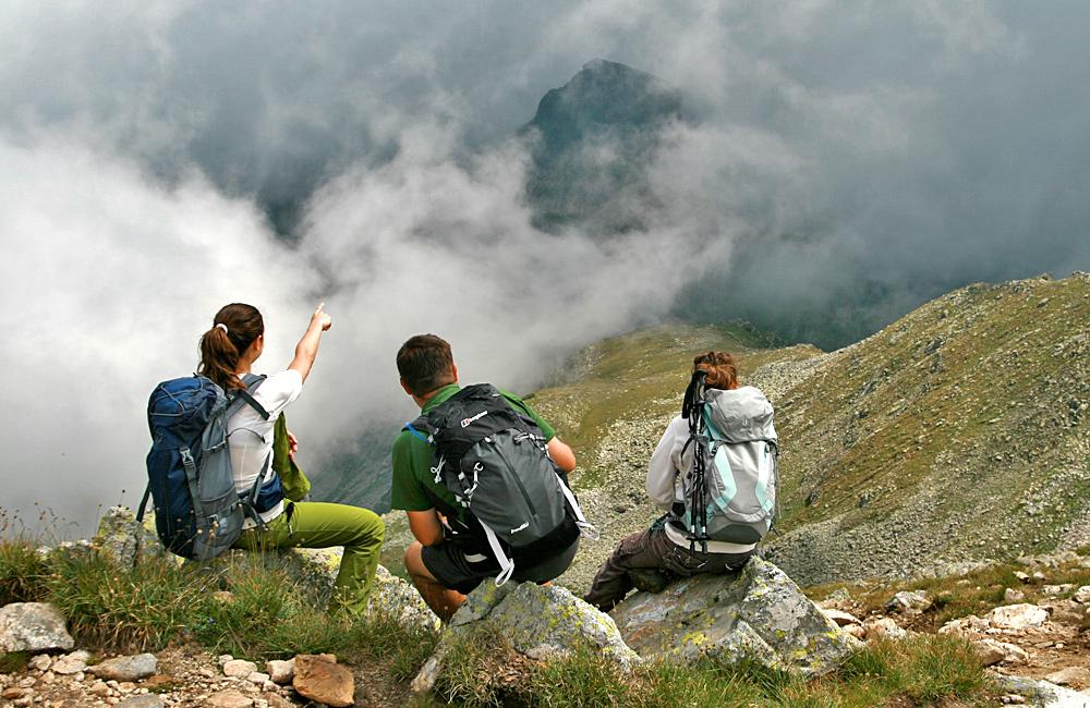 montañas rila, caminatas en bulgaria
