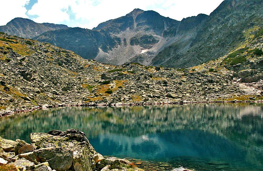 טיפוס הר מוסלה הרי רילה בולגריה