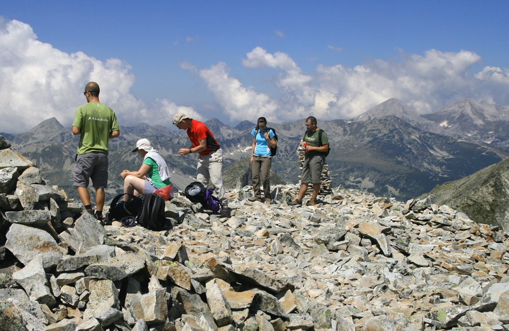 trekking holidays in pirin mountains, bulgaria