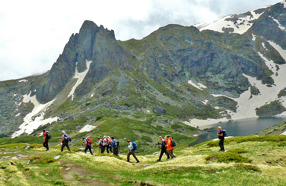hiking tours in rila mountains and the seven rila lakes, bulgaria