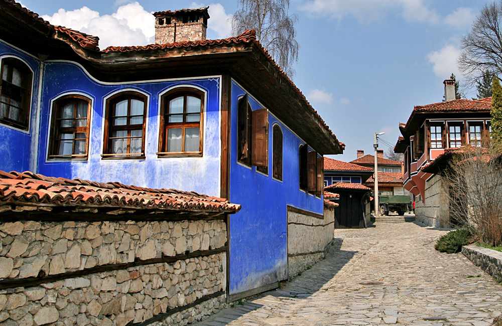 koprivshtitsa walking and hiking trips of bulgaria