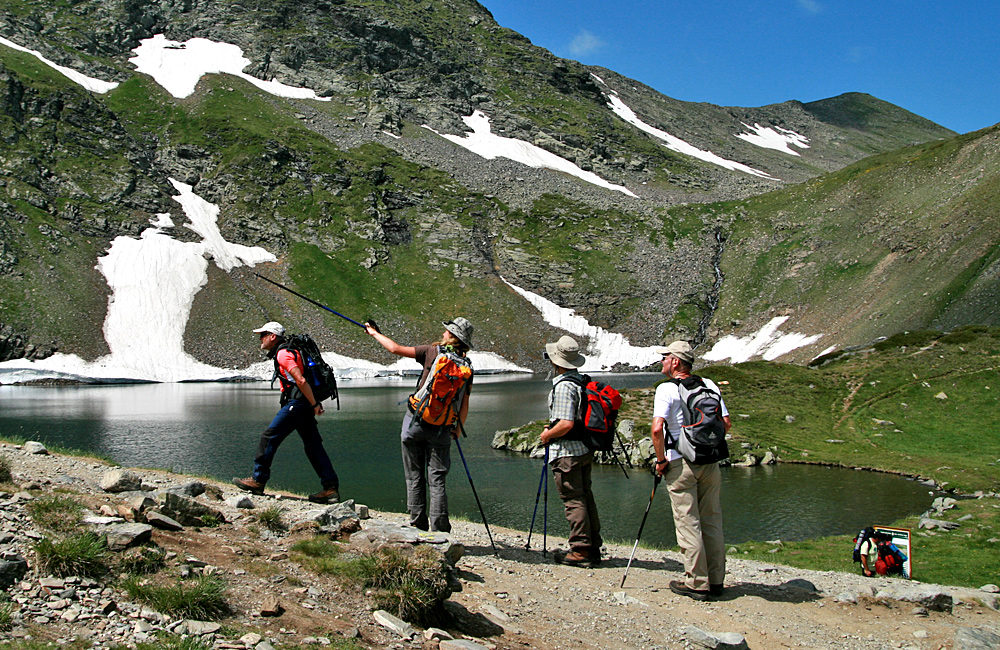 the seven rila lakes guided hiking holiday