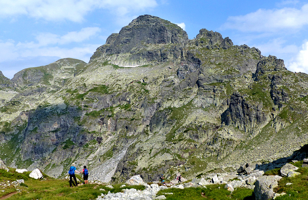 malyovits apeak hiking tour in rila mountains