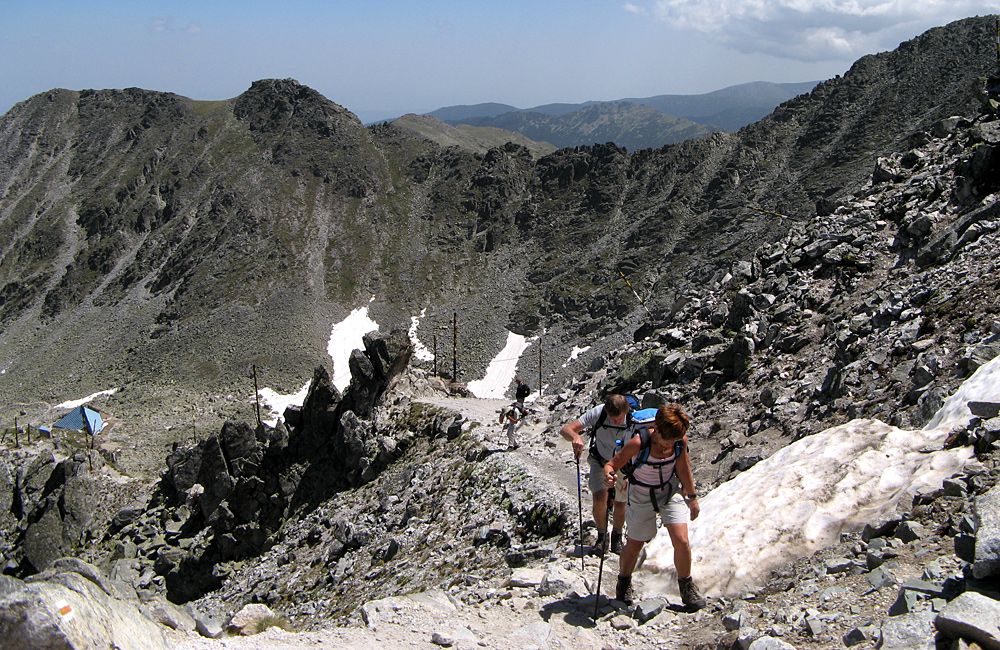 bulgaria passeggiate e trekking Monte Musala