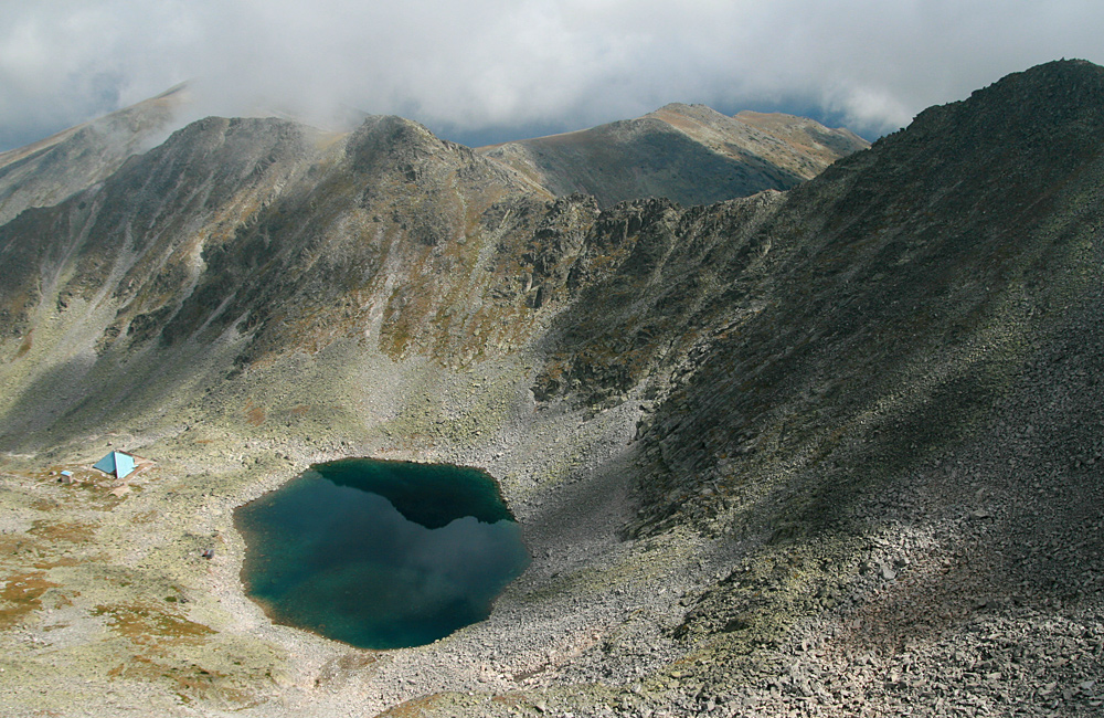 self-guided walking and hiking tours in the rila mountains, bulgaria