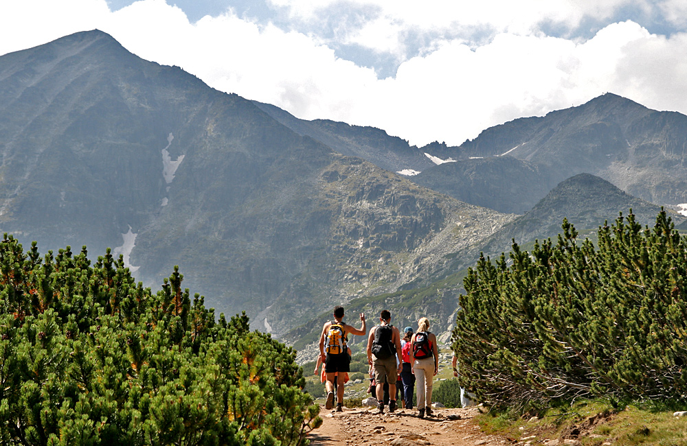 hiking and trekking tours in rila mountains, bulgaria