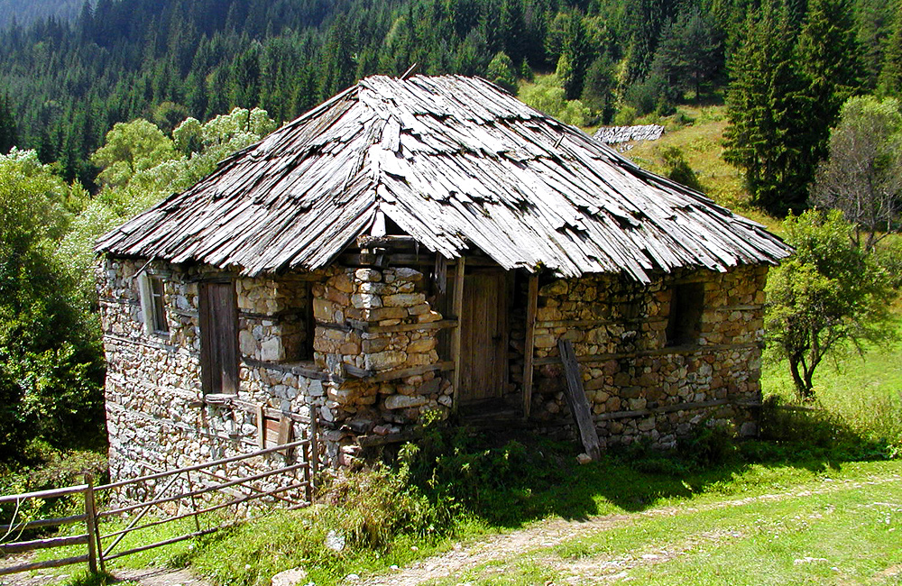 walking and rambling trips in the rhodope mountains, bulgaria
