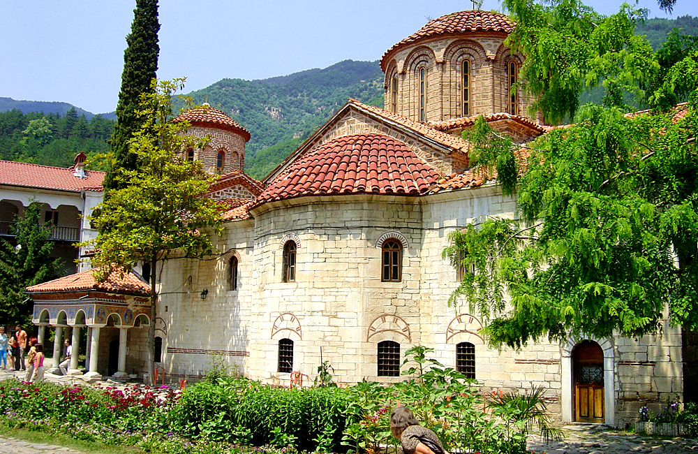 bachkovo monastery; independent hiking tours in the rhodope, bulgaria