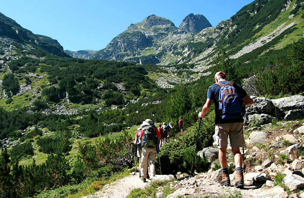 hiking tours in rila mountains, bulgaria
