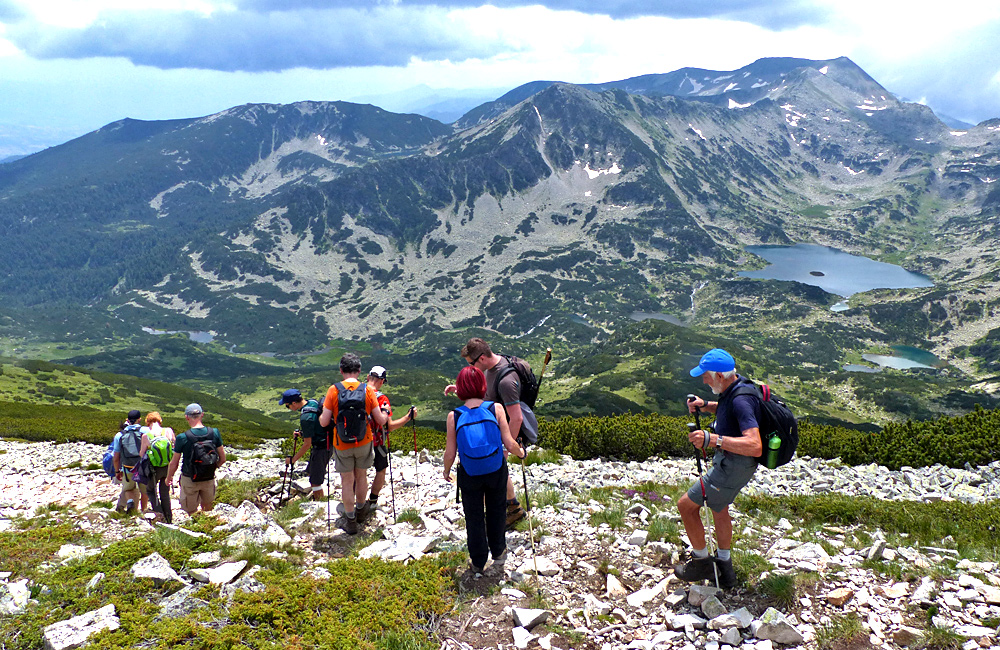 pirin mountains climbing and trekking tours, bulgaria