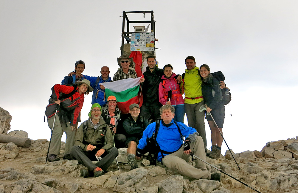 musala summit climbing tour in rila mountains
