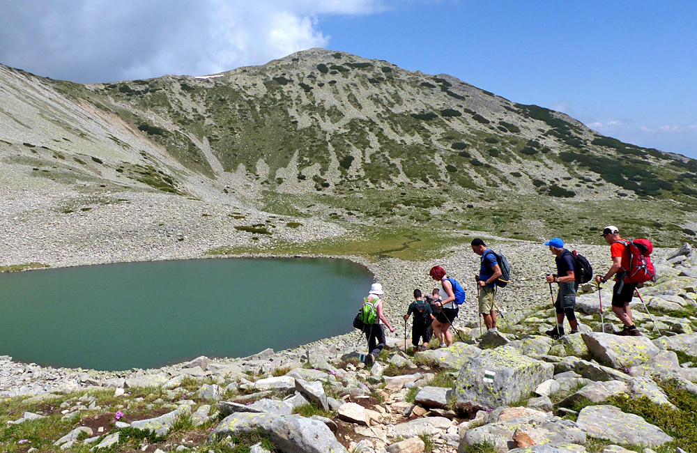 pirin mountains walking and rambling holiday, bulgaria