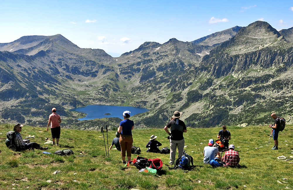 trekking and hiking tours in bulgaria, rila and pirin mountains