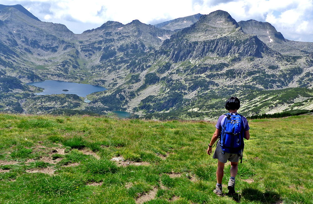trekking and walking vacations in pirin mountains, bulgaria