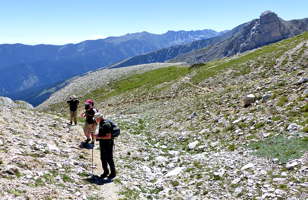 hiking and trekking trips in bulgaria, pirin mountains