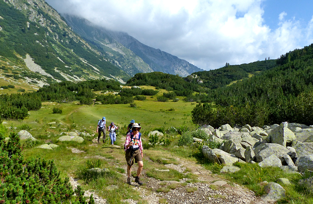 pirin mountains treks, bulgaria