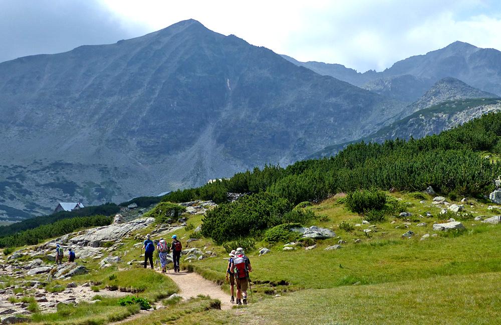 sommet de musala, montagnes de rila, trekking en bulgarie