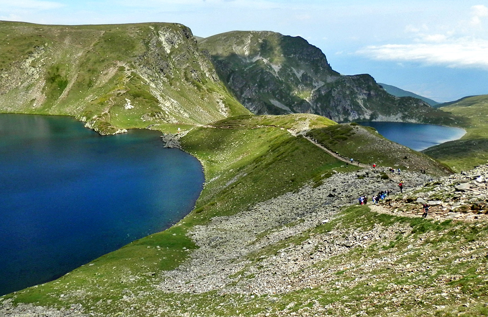 seven rila lakes hikind treks in rila mountains, bulgaria