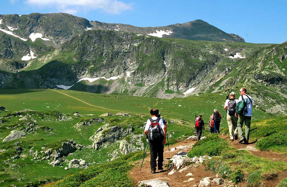 seven rila lakes and rila mountains guided hiking tours, bulgaria