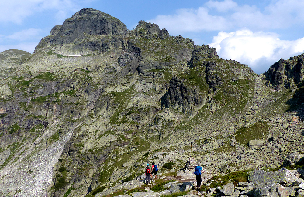 rila mountains escorted hiking tours, bulgaria