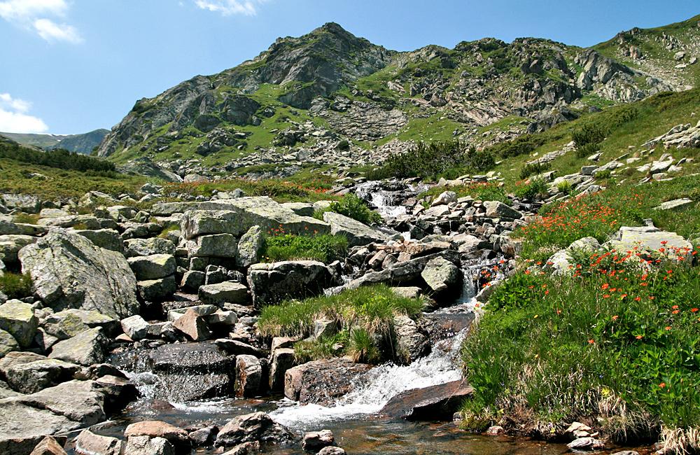 bulgaria excursionismo y trekking montañas de rila los siete lagos
