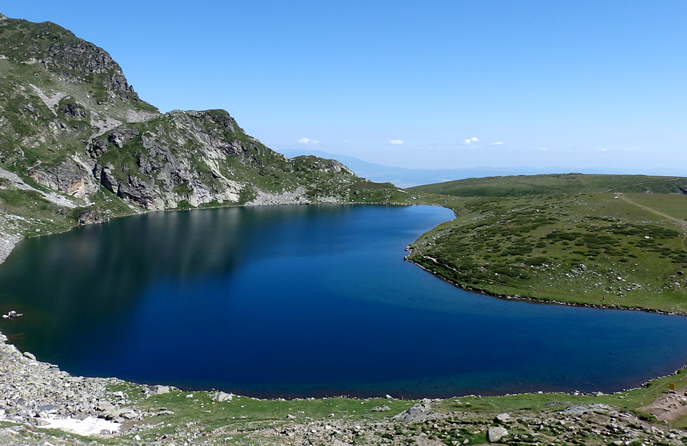 the seven rila lakes; hiking tours in rila mountains
