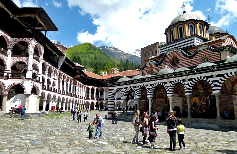 escursione autoguidata dei sette laghi rila monastero rila bulgaria