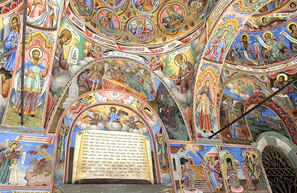 rila monastery hiking and culture tours, bulgaria