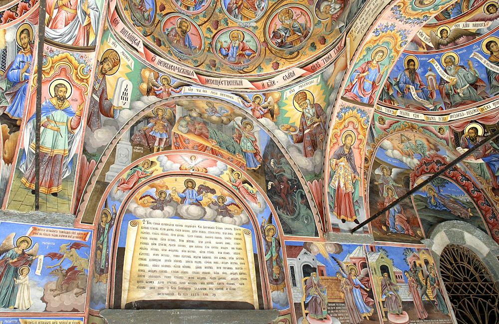 escursioni a piedi e trekking nei sette laghi rila e nel monastero rila bulgaria