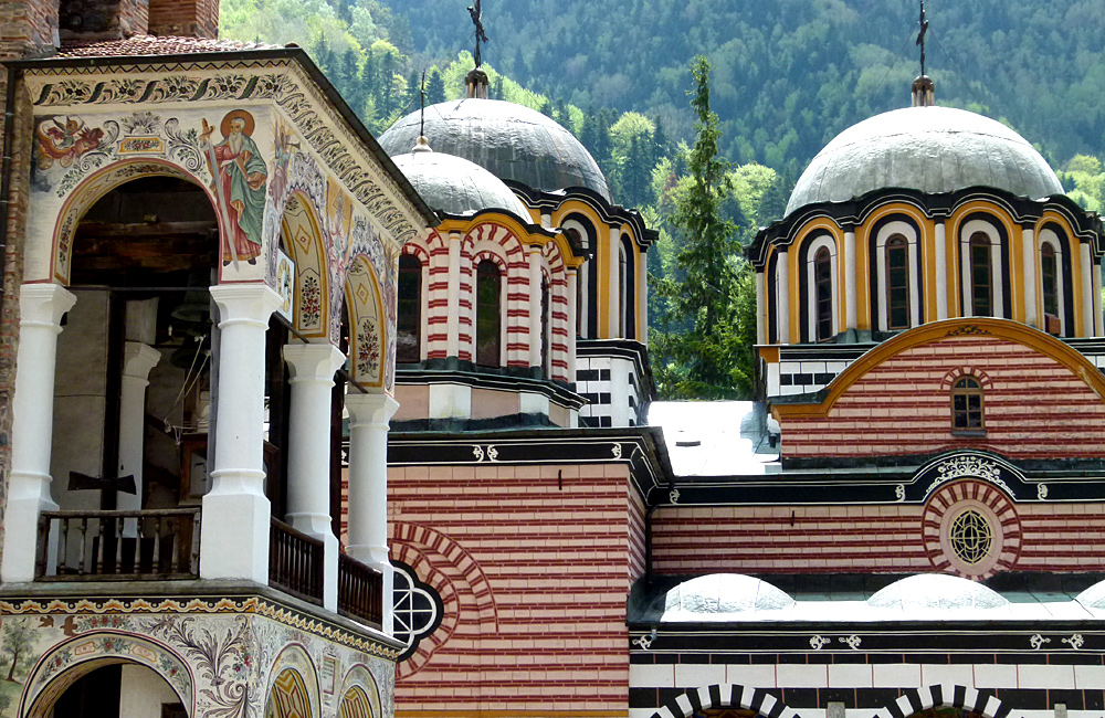 rila monastery culture and hiking tour, bulgaria