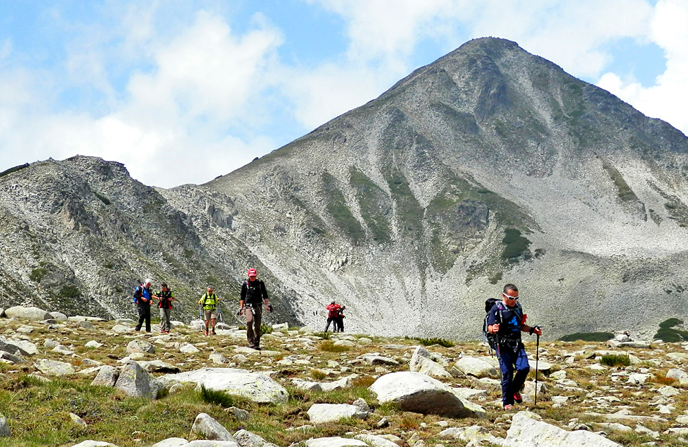 hiking and trekking tours in the pirin mountains, bulgaria