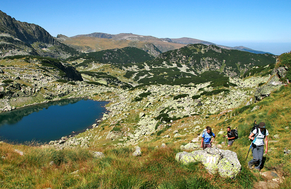 scary lake and malyovitsa self-guided hiking tour, rila mountains