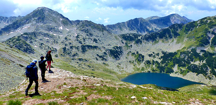 self-guided hiking and independent walking and trekking tours of bulgaria