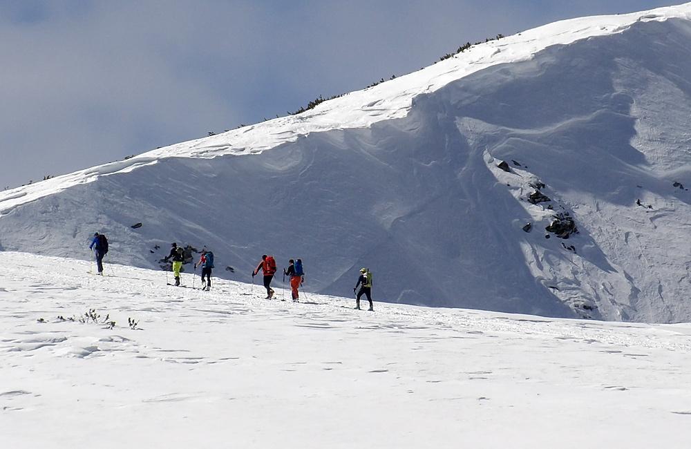 schneeschuhwandern in bulgarien, pirin und rila bergen