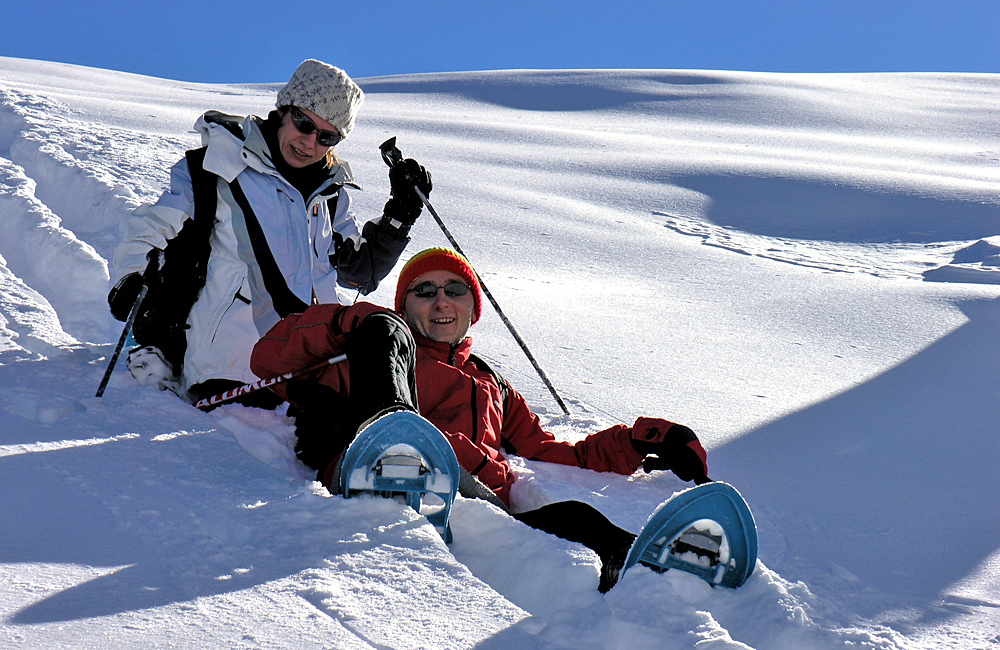 snowshoe winter tours, bulgaria