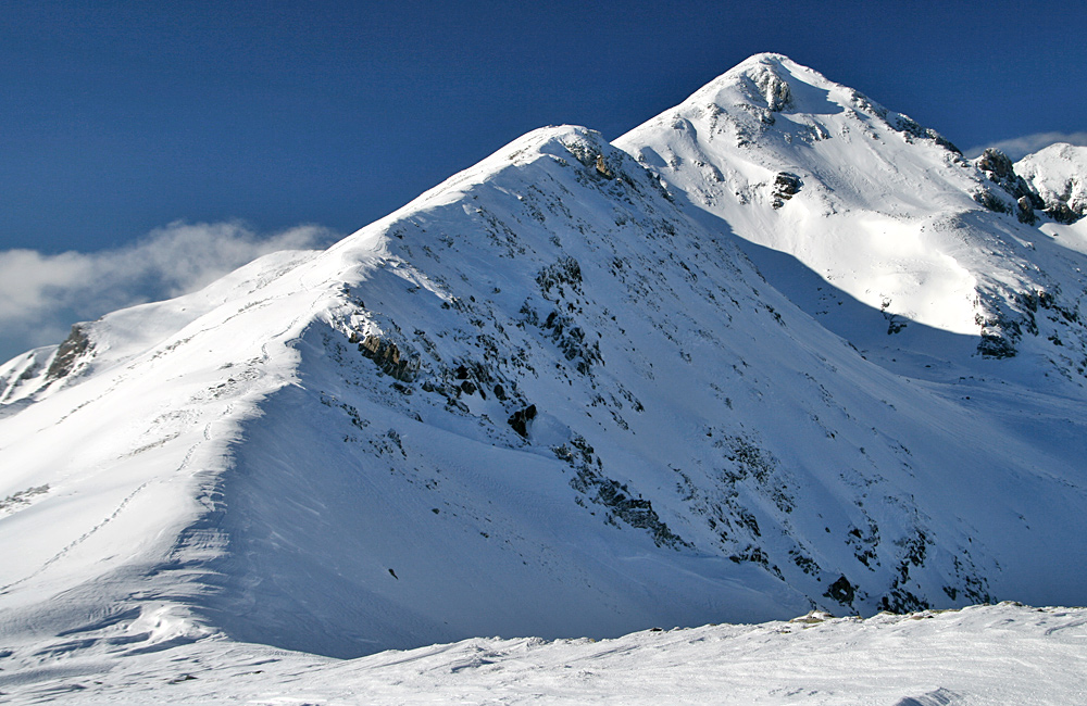 snowshoeing tours in pirin mountains, bulgaria
