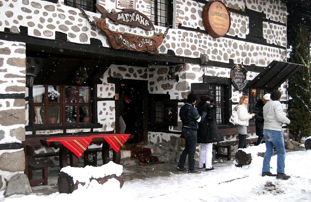schneeschuhabenteur in den rila- und pirin-bergen, bulgarien
