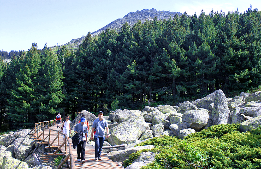 hiking tours to vitosha mountains, bulgaria