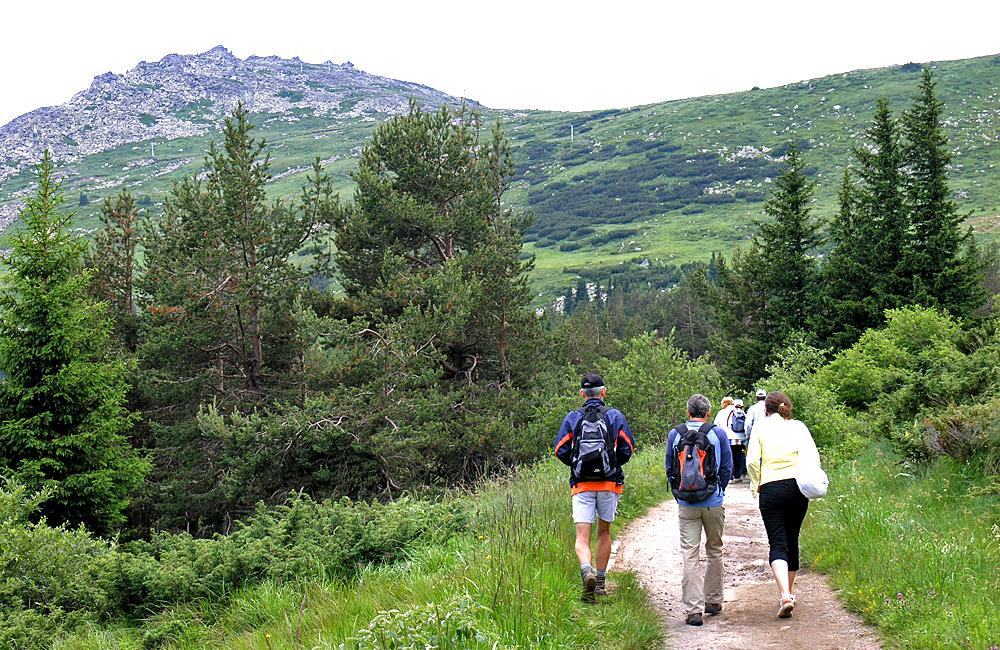 vitosha mountains trekking trips