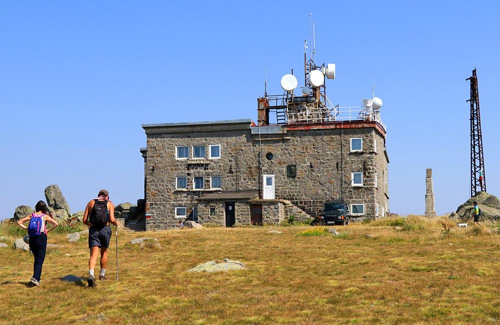 trekking trip to cherni vrah and vitosha mountains, bulgaria