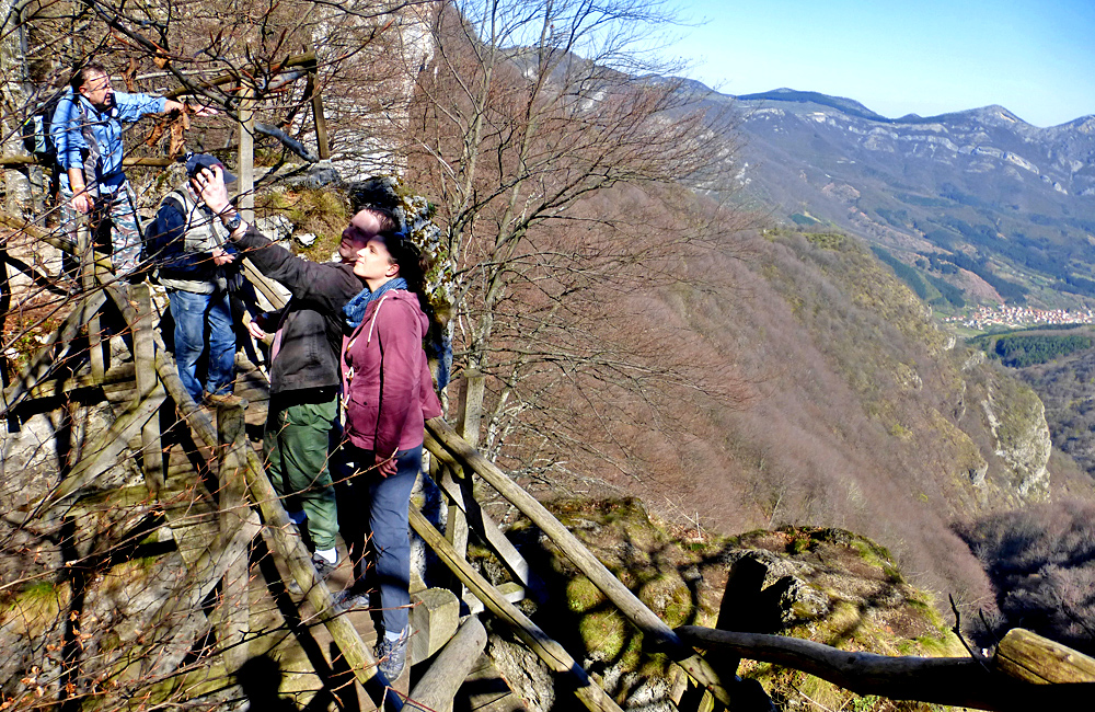 hiking tour in vratsa mountains; day trip from sofia