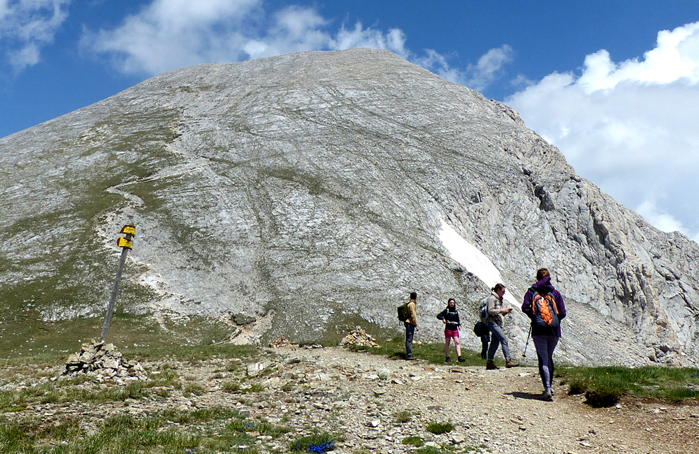 hiking treks in pirin mountains, bulgaria